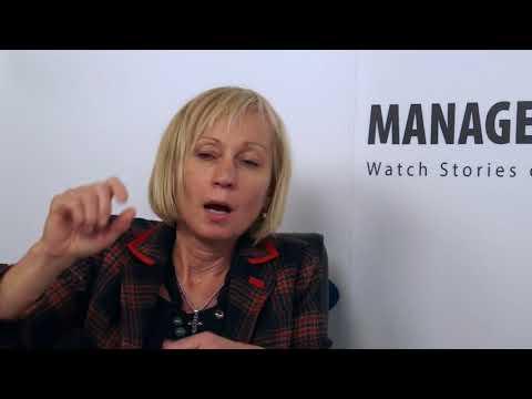 Lenka Čadová v Management tv: Firstbeat technology - unikátní technologie pro práci ...