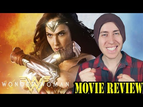 WONDER WOMAN- Movie Review