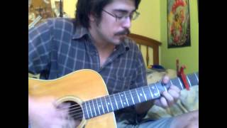 Hands That Thieve - Toh Kay / Streetlight Manifesto (Acoustic Instrumental Cover by: Nik w/ a K)