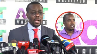 ZITTO Aibua Mazito 'WAMETEKWA, Wamepigwa, Wamepata Ulemavu'