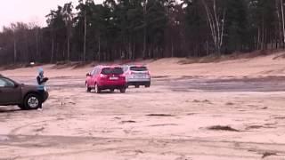 Subaru Tribeca VS Mitsubishi Outlander XL V6