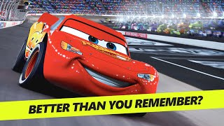 Why Cars is a good racing film