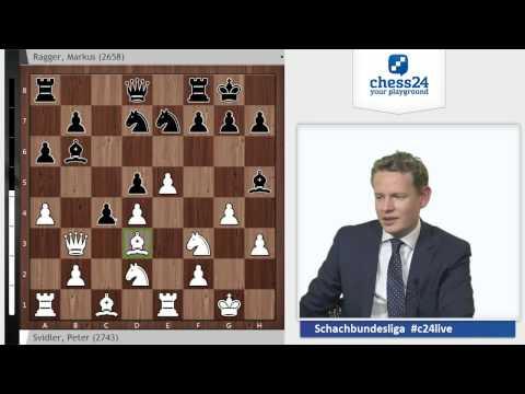 Svidler - Ragger, Bundesliga 2015: Grandmaster Analysis