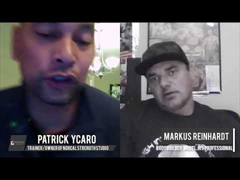 NorCal Strength Studio: Interview with Markus Reinhardt (Mr. High Intensity)