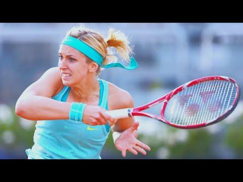 Sabine Lisicki vs Timea Bacsinszky - 2015 Rome R3 Highlights