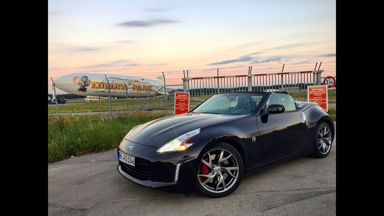 Nissan 370z roadster 2016 open and close roof ubitestet youtube nissan 370z roadster 2016 open and close roof ubitestet vanachro Gallery