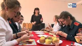 Волгоградский институт бизнеса проводит профориентационные мастер классы для школьников