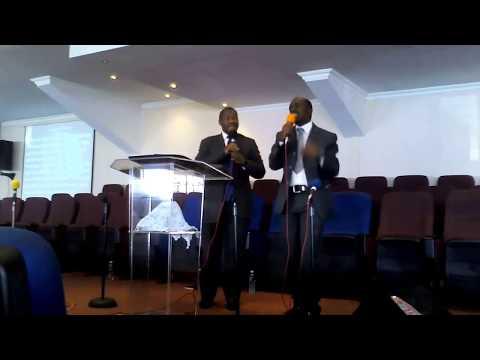 The Blessing of Goliath - Pastor Mpumi Mjuleni(Student Pastor at Solusi University 2015)