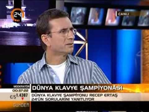 2009 Dünya Klavye Şampiyonluğu - Moderatör Programı - Kanal 24