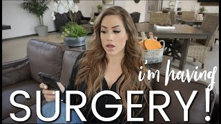 IM FINALLY HAVING SURGERY!! Why, Cost, Details, Date + More!