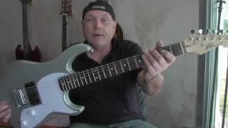 Peavey Rock Master Guitar Demo