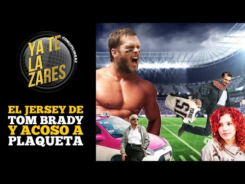 Mexicano roba jersey de Tom Brady. | Ya te la Zares.