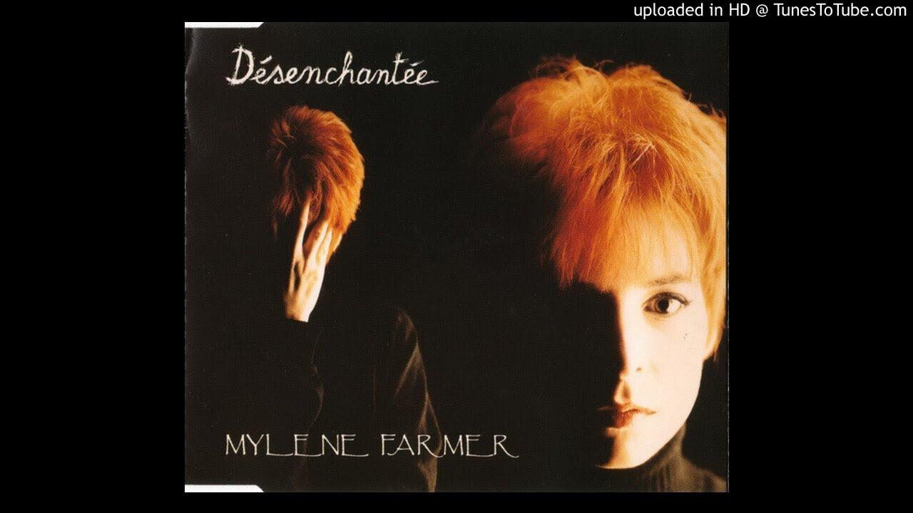 Mylene Farmer   Desenchantee Instrumental Cover