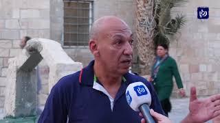 فرق صوفية وكشافة في إحياء موسم النبي موسى في فلسطين - (20-4-2018)