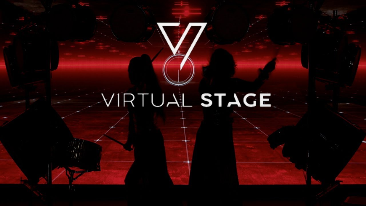 VIRTUAL STAGE - a new level of entertainment