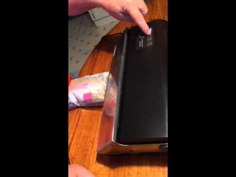 Weston Vacuum Sealer Demo