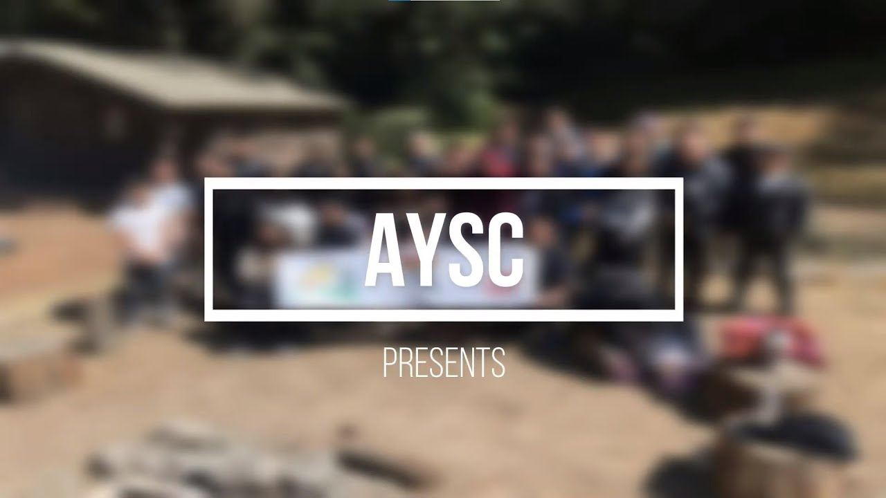 AYSC THANK YOU VIDEO!
