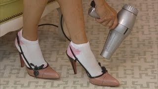 How To Avoid High Heel Blisters and Other Fashion Hacks