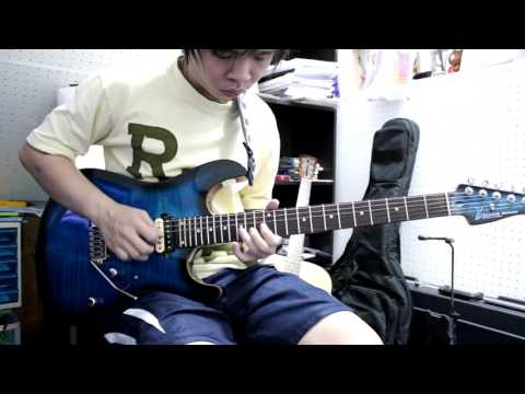 Silly fools - วัดใจ Solo Cover By Nut