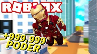 THE BEST ROBLOX SUPER HEROES ? Cerso roblox in Spanish