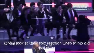 iKON show their love to 2NE1 Part 3