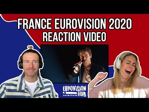 France | Eurovision 2020 Reaction Video | Tom Leeb - The Best in Me