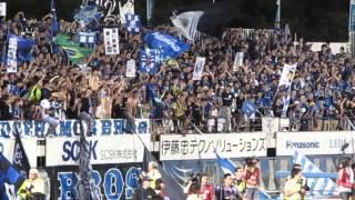 2013/7/20 G大阪×神戸 試合終了後 (2)
