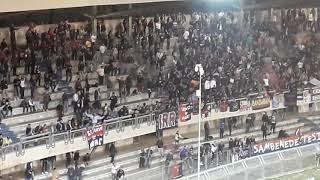 Samb-Imolese 2-1, esultanza dopo gol Ilari