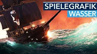 Wasser in Spielen - 3D-Grafik im Wandel der Zeit