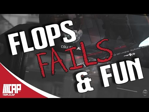 Infinite Warfare - Flops Fails & Fun