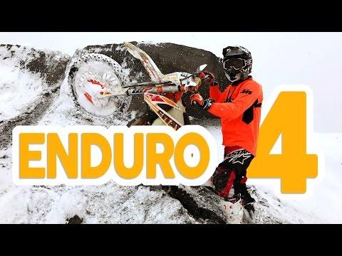 Karda Enduro Yaptık | Enduro #4
