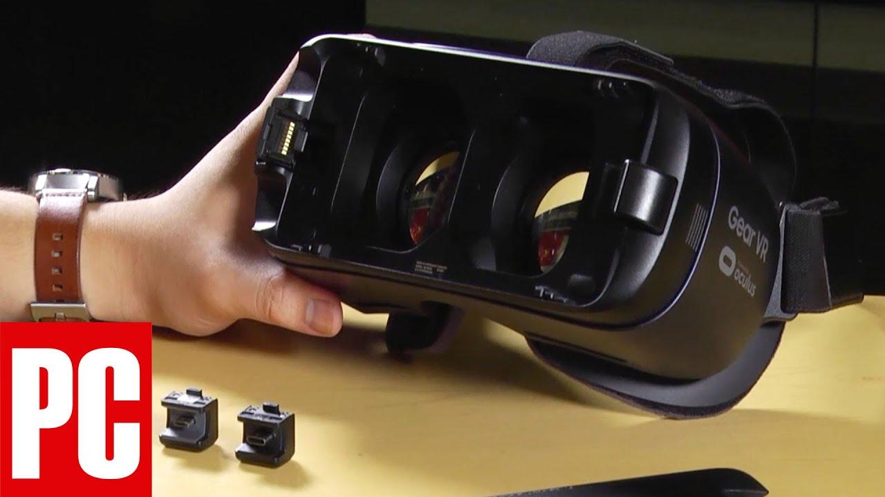 מאוד Samsung Gear VR 2 Review - YouTube DA-91