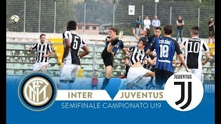 INTER-JUVENTUS 1-0 | Highlights | Primavera 1 TIM Semi-Final