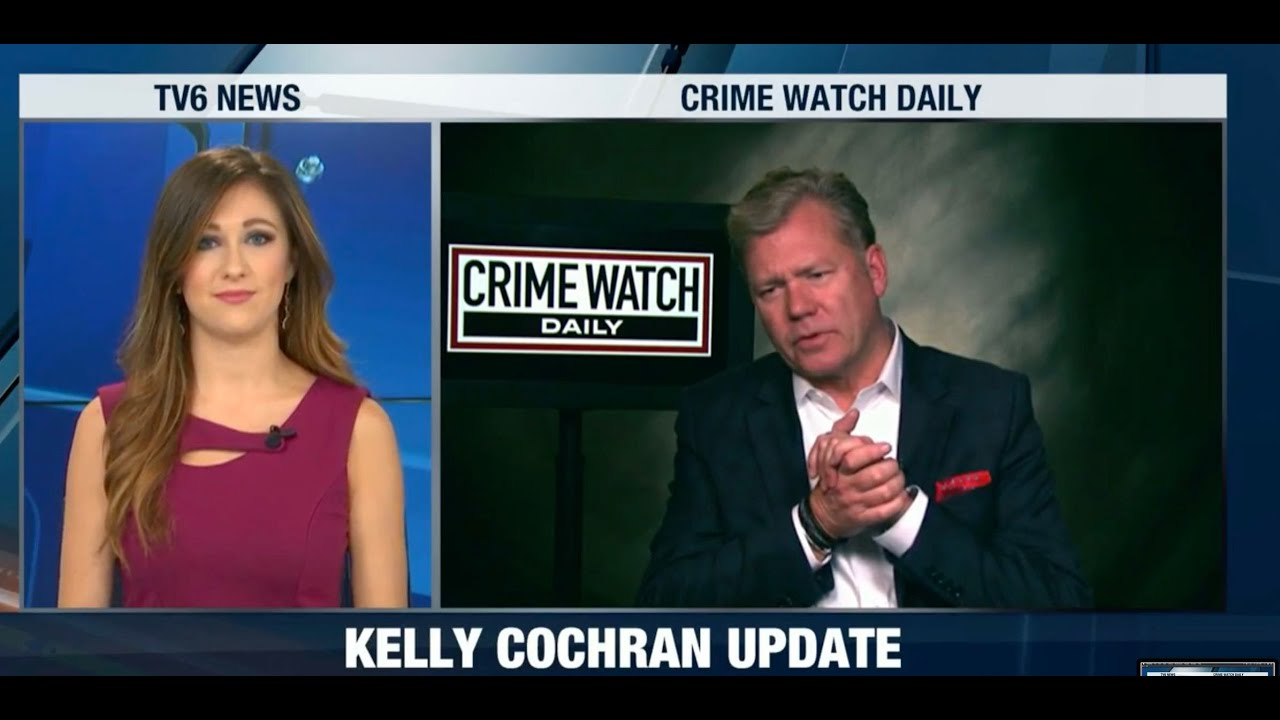 """Download """"Crime Watch Daily"""": Interview with Chris Hansen on Kelly Cochran"""