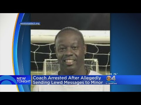 Somerset Academy's Head Soccer Coach Facing Charges Of Sending Sexual Images To Minor
