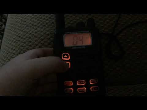 VS Weather Radio + An Update On The Nor'easter.