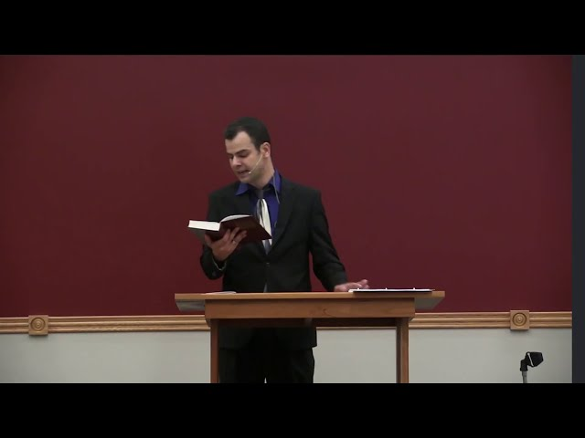 PM 190818 · How to Deal With Lies · Pittman · VBC Livestream