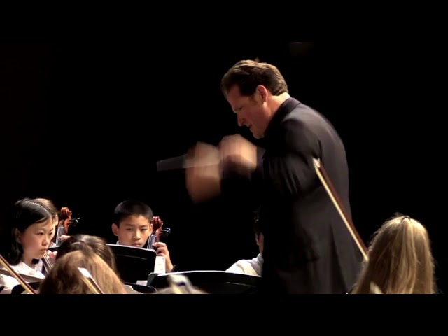 07 Holmes Intermediate Orchestra – Molly on the Shore   Granger