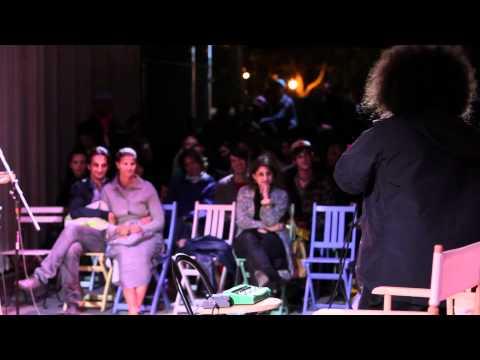 Reggie Watts Live at the BMW Guggenheim Lab