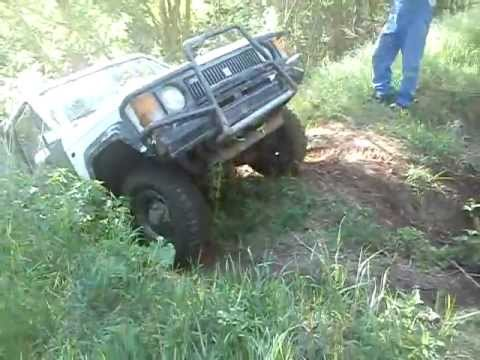 Isuzu Trooper Off Road 4x4 Youtube