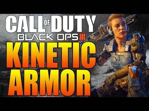 Black Ops 3 - Kinetic Armor Is Useless & Shotty's Are Still OP! (BO3 Beta Multiplayer Gameplay)