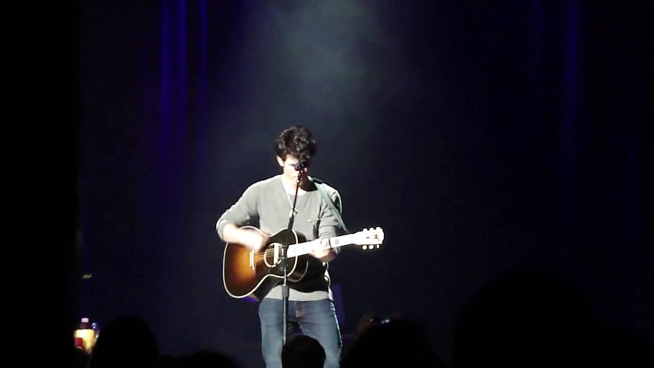 Nick Jonas & The Administration - Fireflies and Use Somebody - 1/4/10 - Nashville