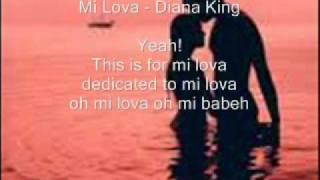 Diana King - Mi Lova