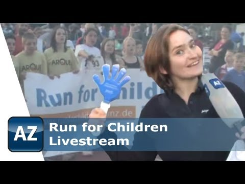Run for Children livestream