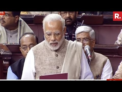 PM Modi In Lok Sabha - Full Speech