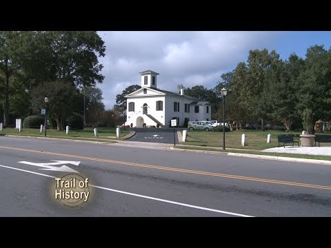 Trail of History – Dallas and Gaston County