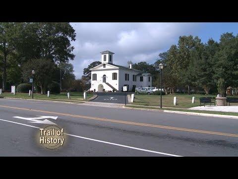 Trail Of History – Dallas And Gaston County