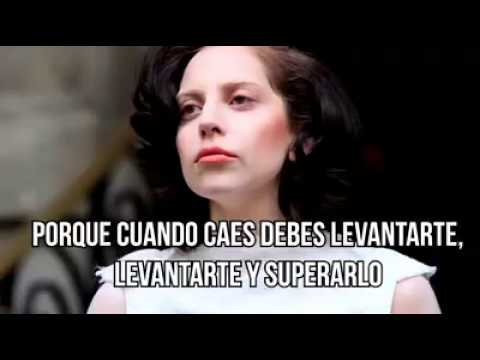 Lady Gaga Till It Happens To You (subtitulada En Español)