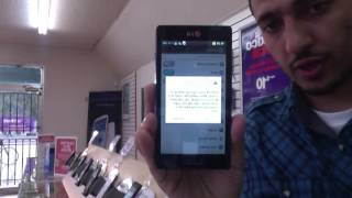 Coolest trick with Metro PCS phones, make calls with no service!
