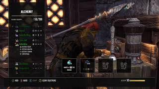 ESO Master Craft Alchemy Writ Essence of Ravage Magicka Lingering Health Restore Health Ravage Magic